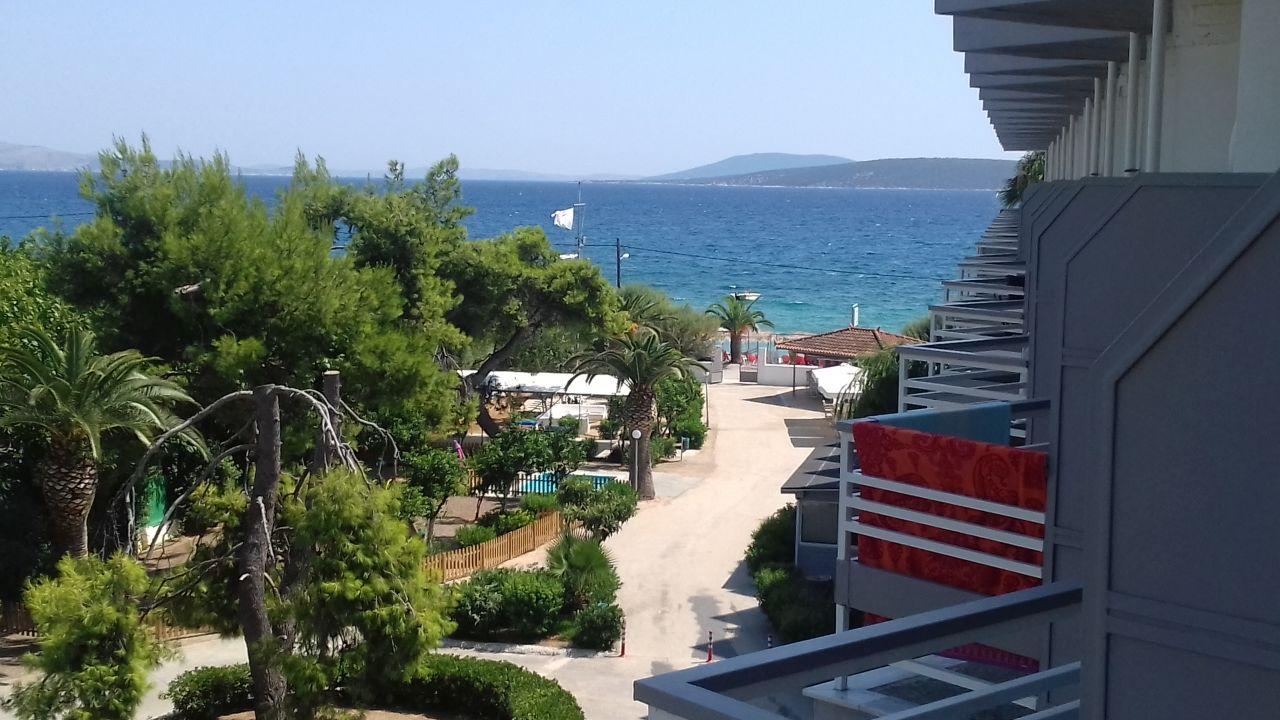 Ausblick The Grove Seaside Hotel