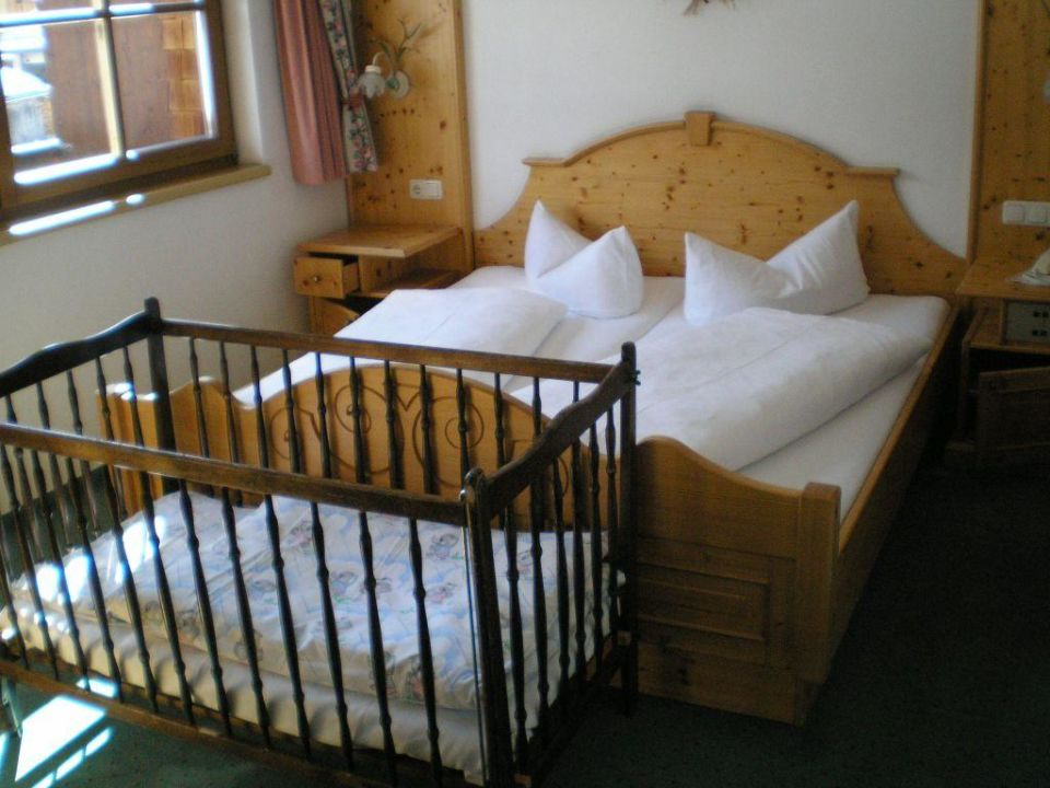 Chambre a notre arrivée Hotel Winklerhof