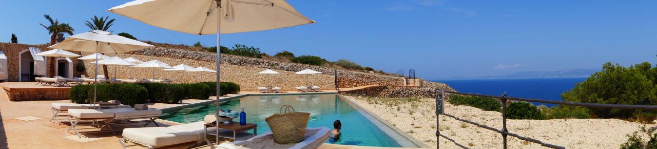 Der Pool Cap Rocat
