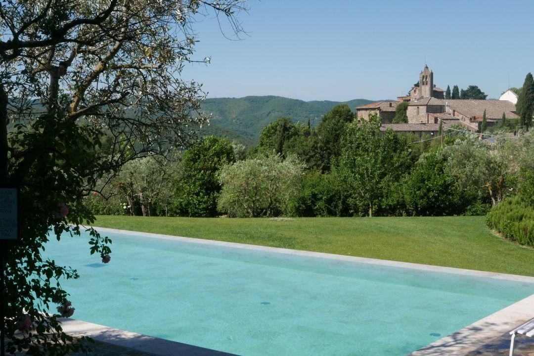 Pool Hotel Villa Le Barone