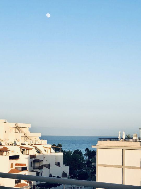 Ausblick Seaside Hotel Sandy Beach