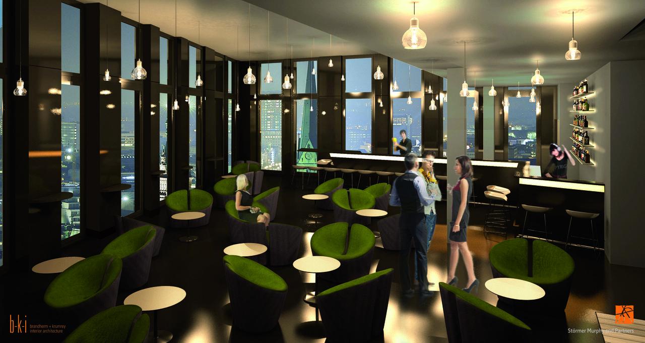 Hotel Hamburg Bar