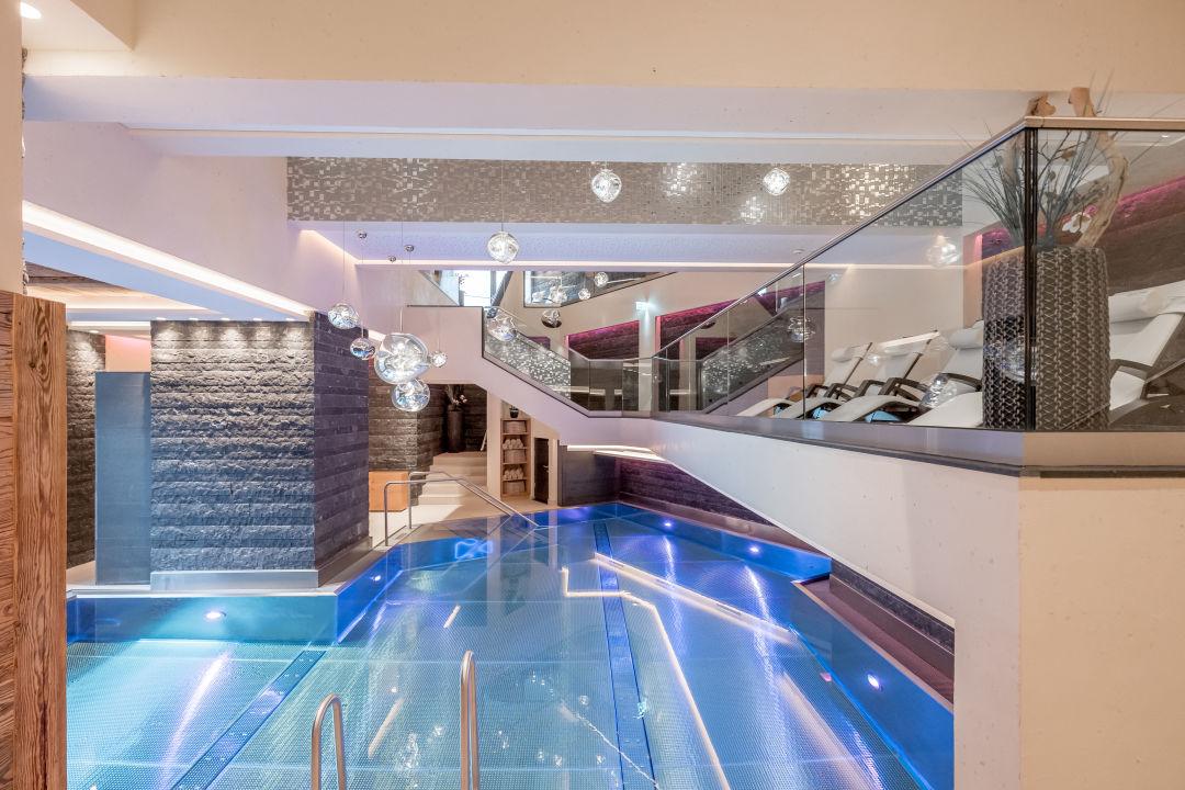 Pool Sport -und Genusshotel Silvretta