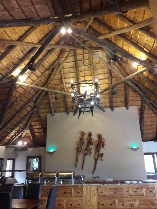 Gastro Bongani Mountain Lodge