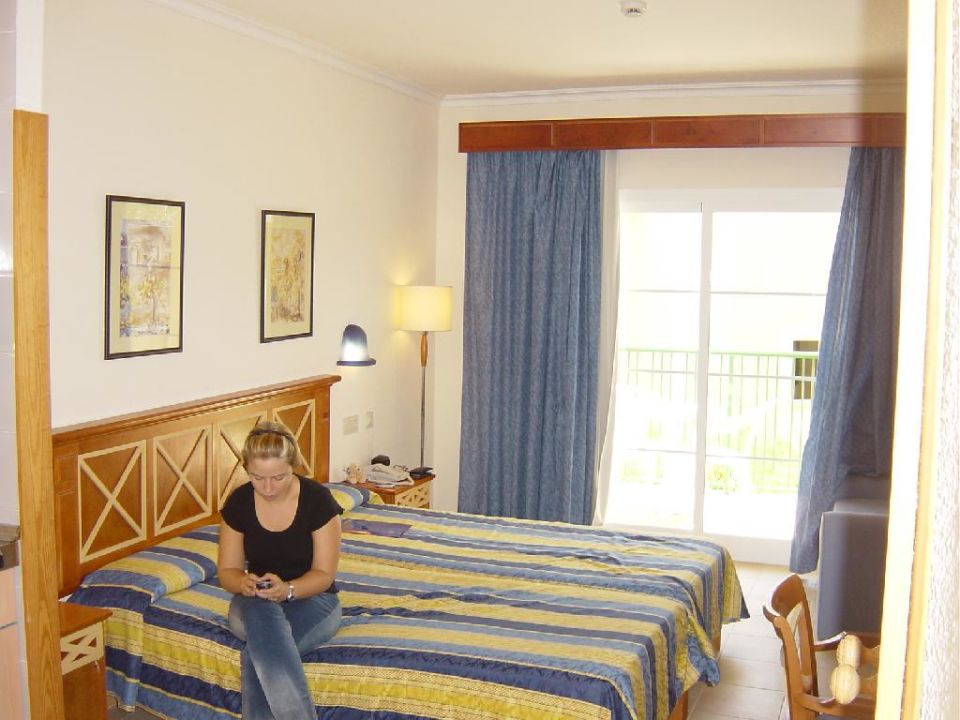 Zimmer Hotel Viva Cala Mesquida Resort