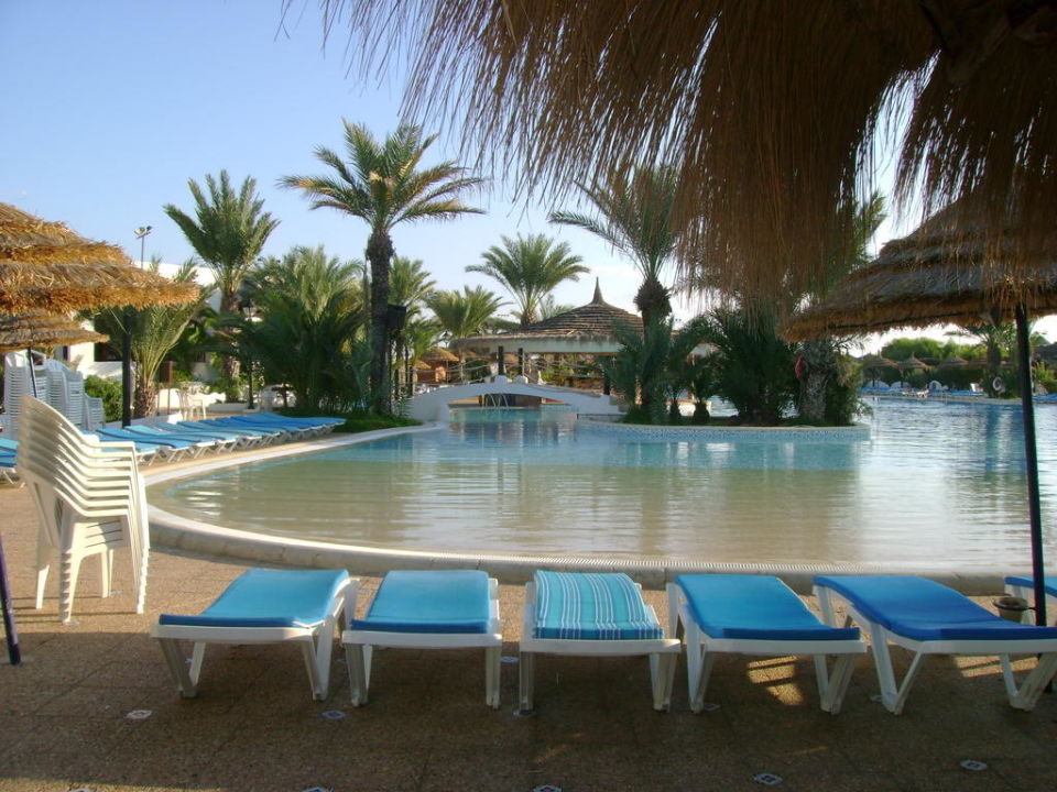 Ruhepool Hotel Fiesta Beach Djerba