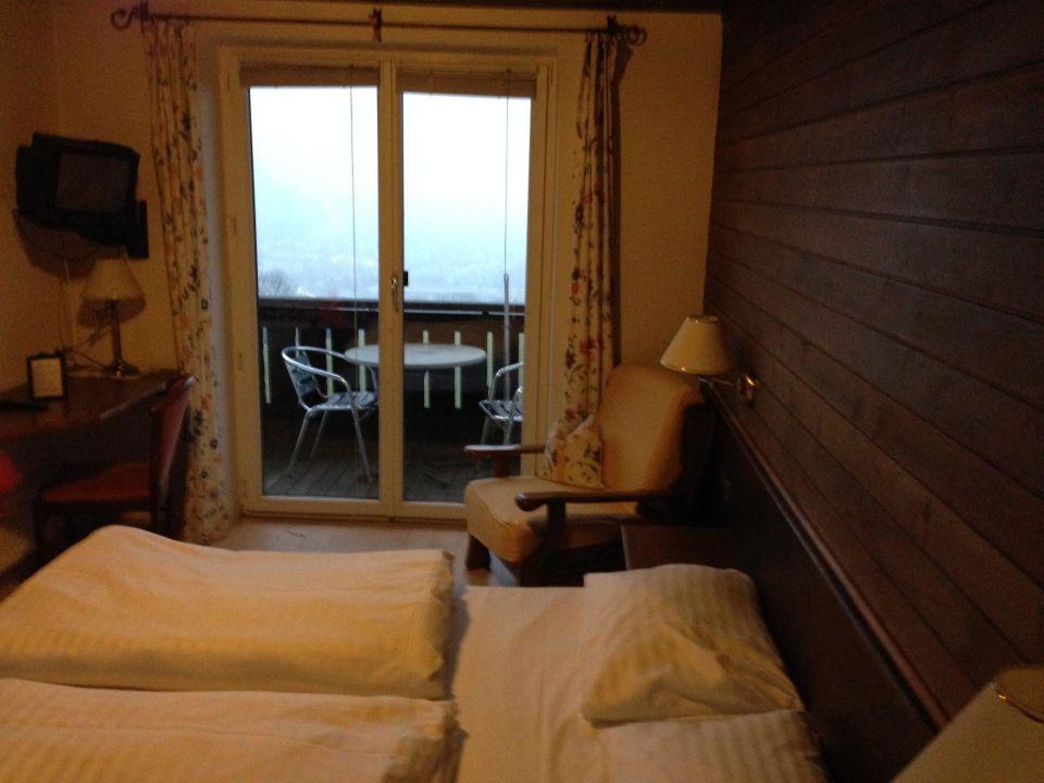 Unser Zimmer Hotel Schone Aussicht Salzburg Holidaycheck