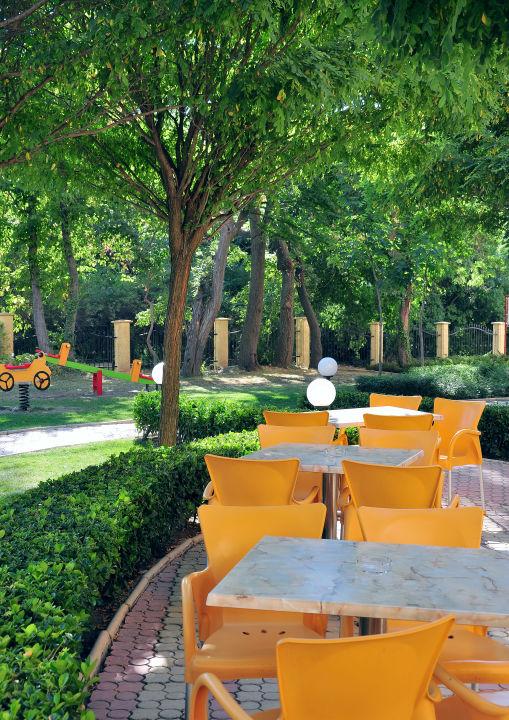 Gartenanlage Hotel Paradise Green Park
