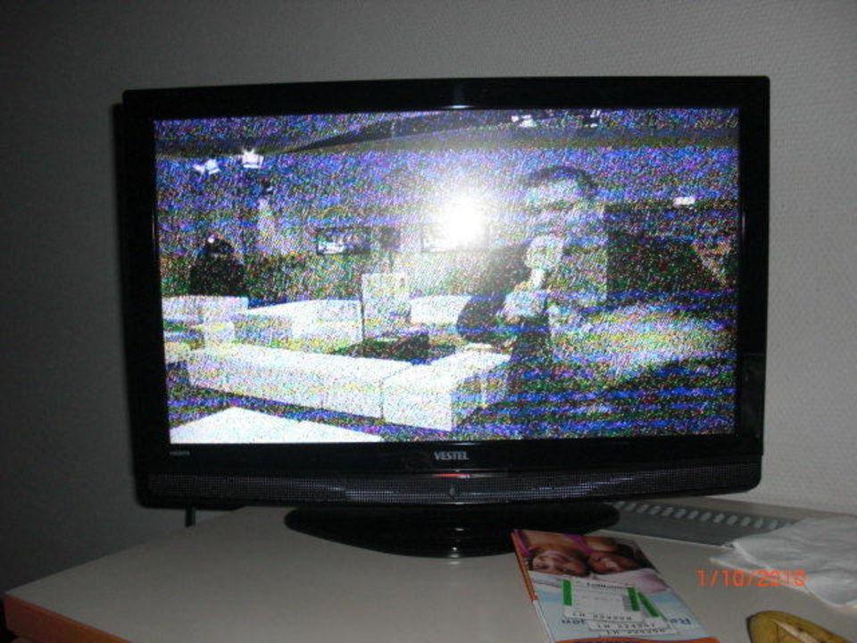 Fernsehbild  Turquoise Hotel