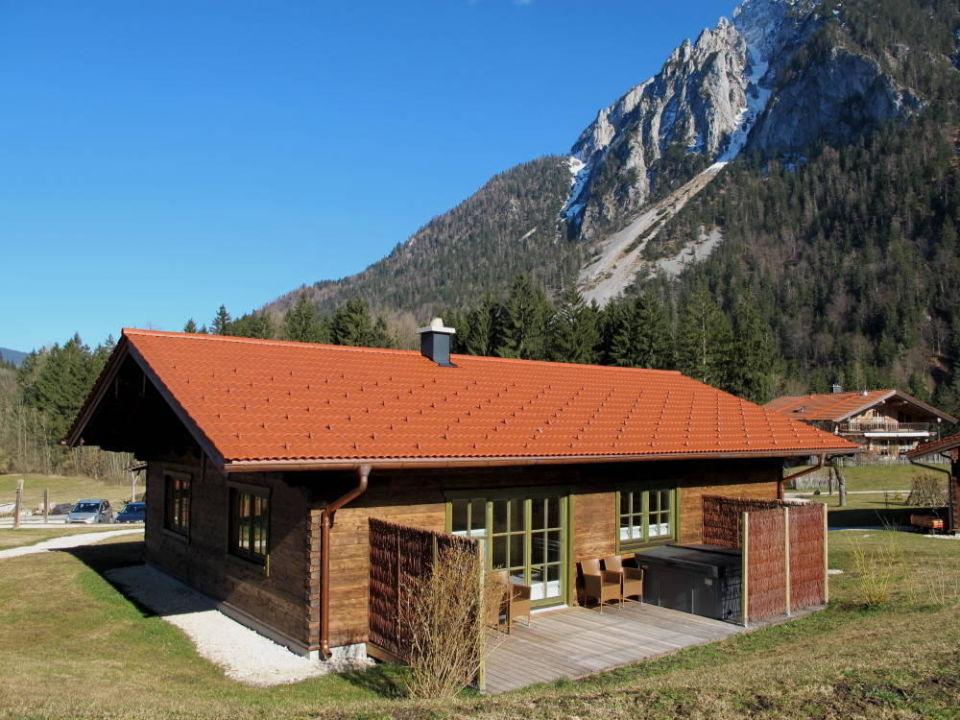 Chalet Hochfelln mit Terrasse\