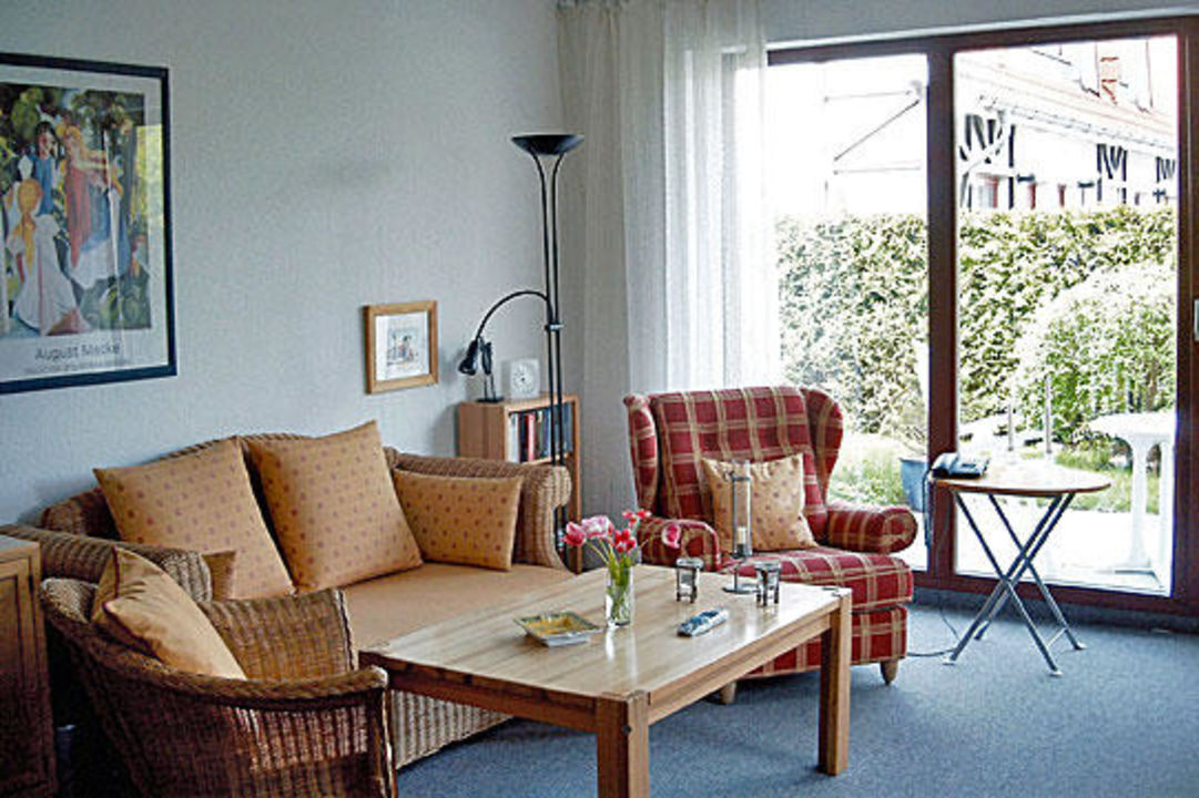 Wohnbeispiel Sitzecke Wohnzimmer Ferienpark Gustow Gustow Auf