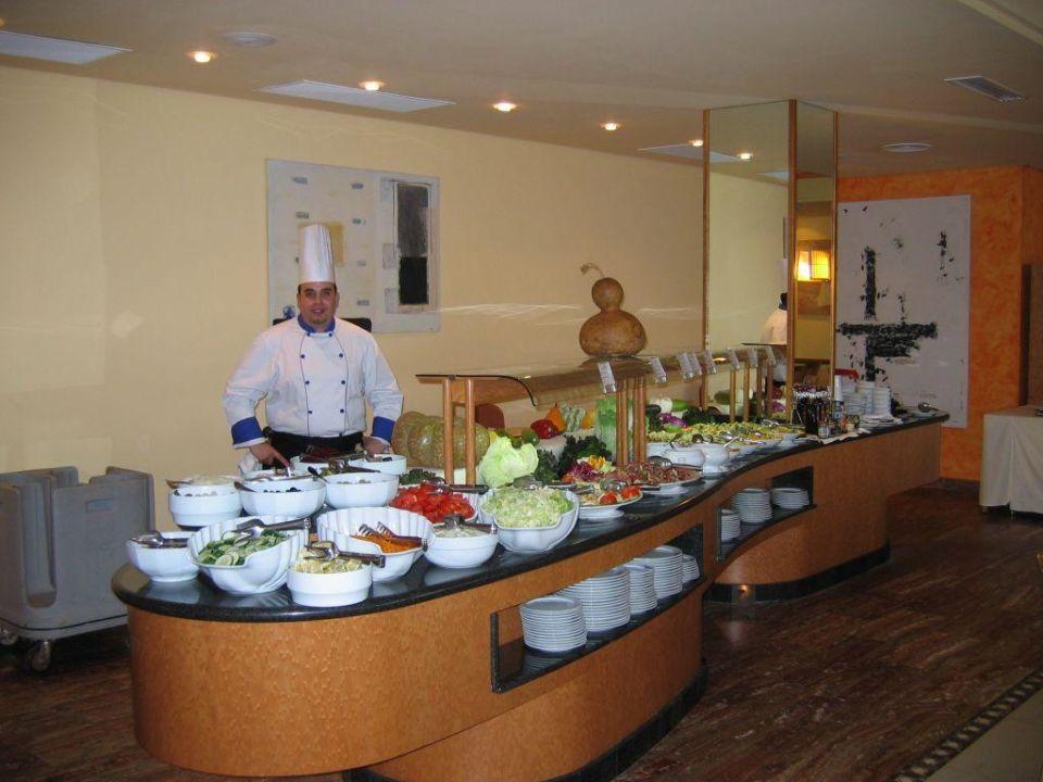 Restaurant / Buffet Grupotel Natura Playa