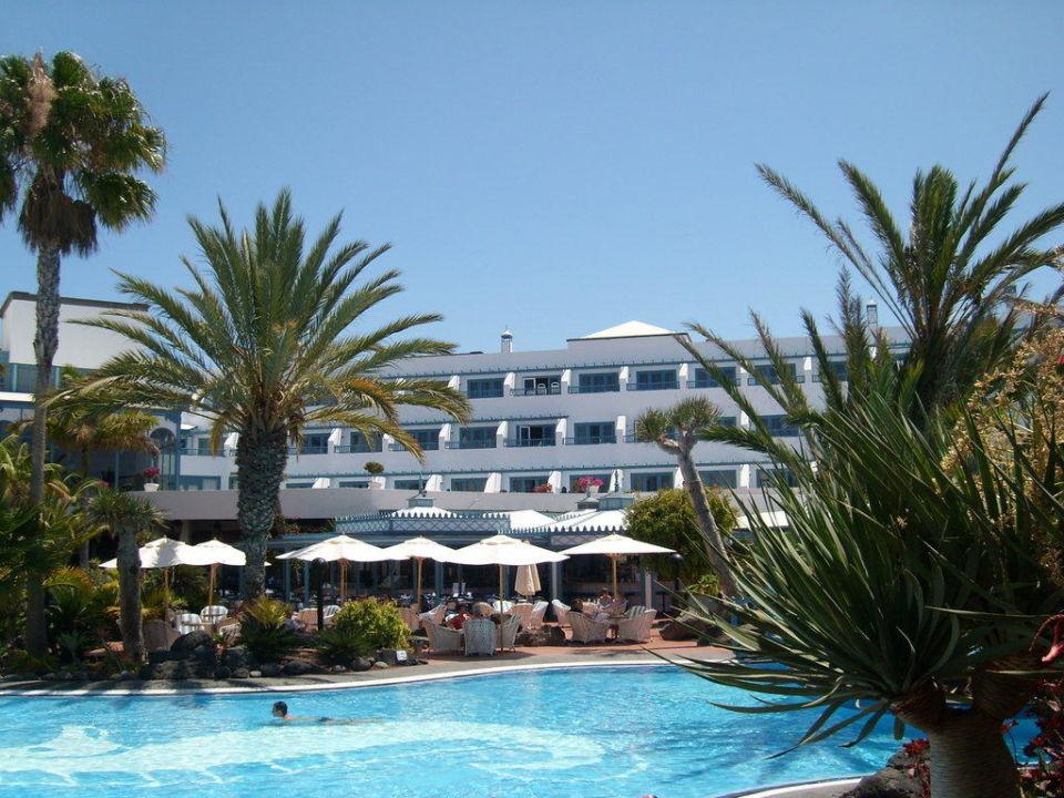 Beheizter Pool Seaside Hotel Los Jameos Playa