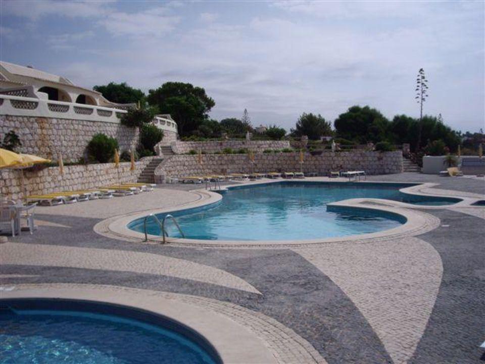 Grosser Pool Algar Seco Parque