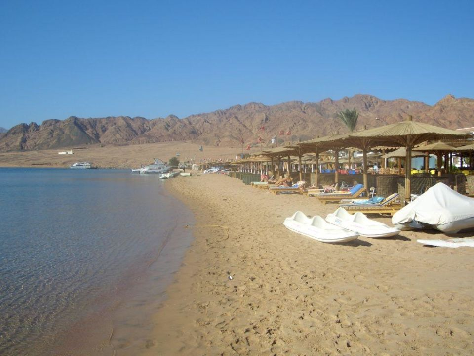 der Strand Hotel Ganet Sinai