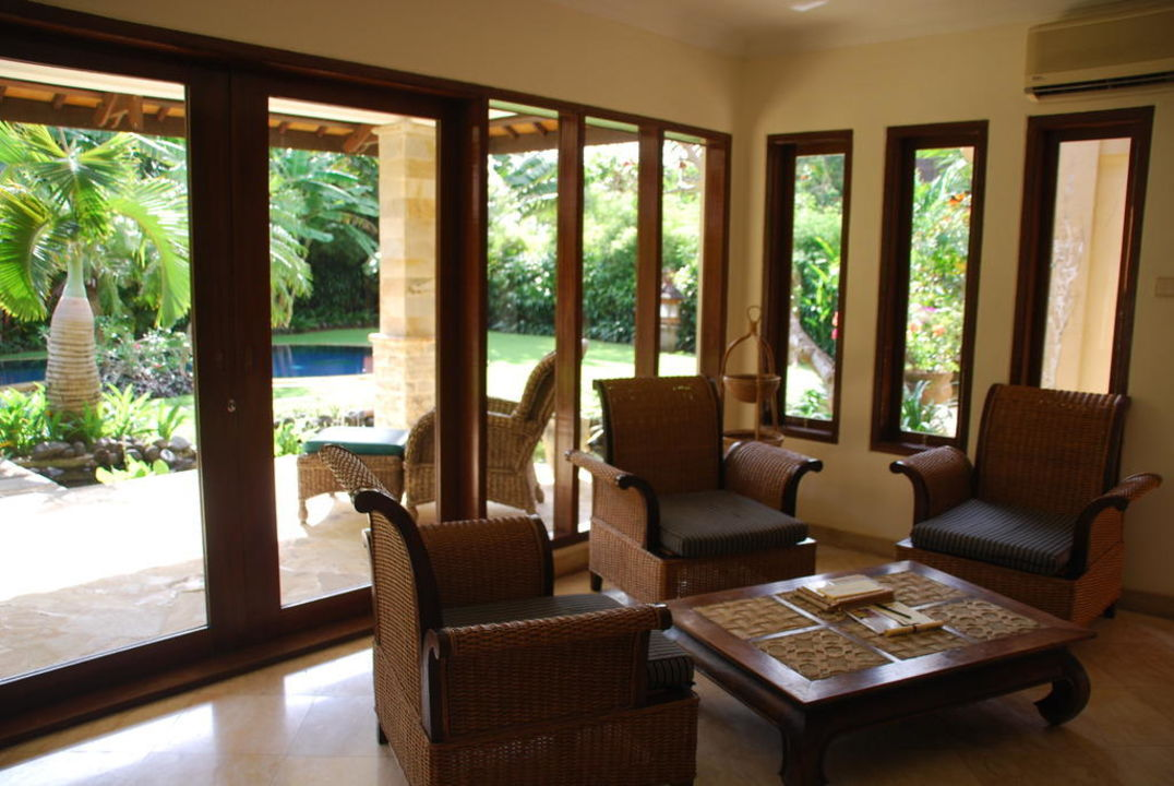 Innenasicht Villa Rumah Bali B&B