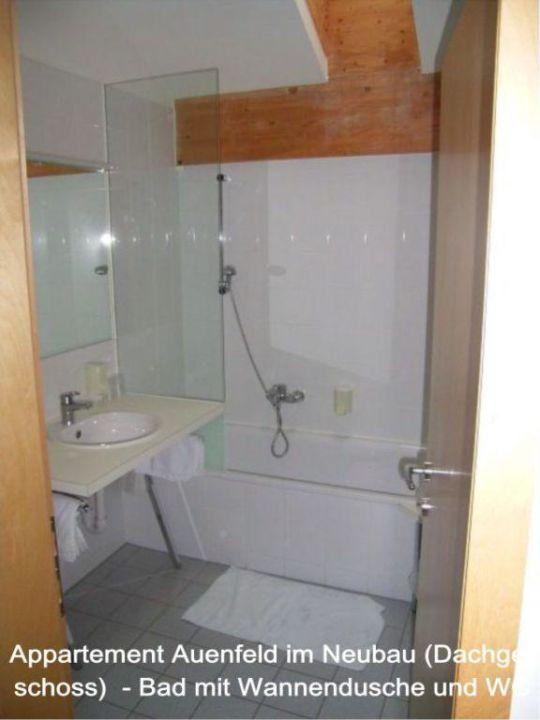 Appartement im Haus Auenfeld (Neubau) - Bad Hotel Widderstein