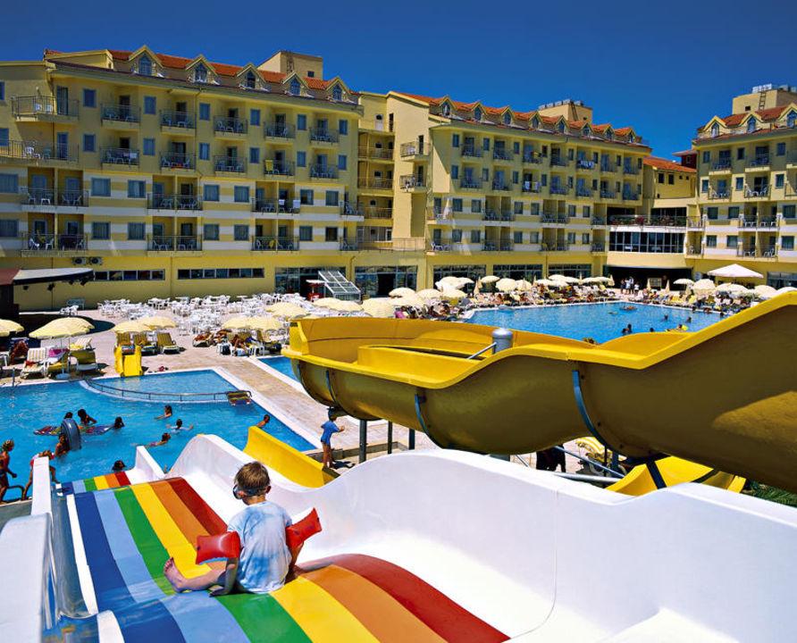 wasserrutsche diamond beach hotel spa side g ndogdu holidaycheck t rkische riviera. Black Bedroom Furniture Sets. Home Design Ideas
