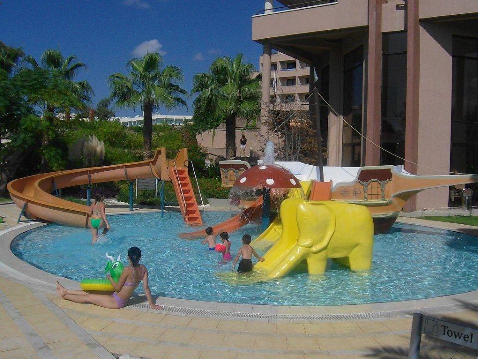 Der Kinderpool Grand Prestige Hotel & Spa