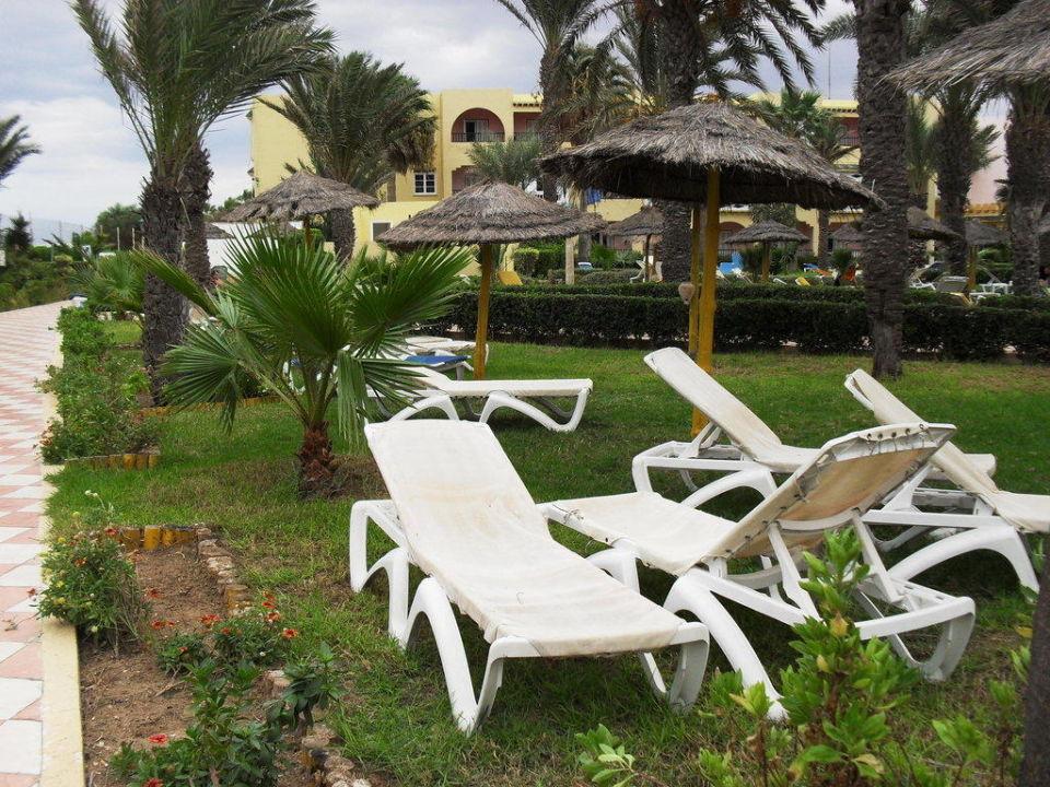 Jardin Hotel Houda Golf & Beach Club