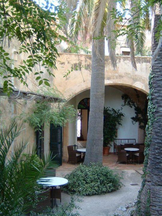 Terrasse Hotel Finca Raims