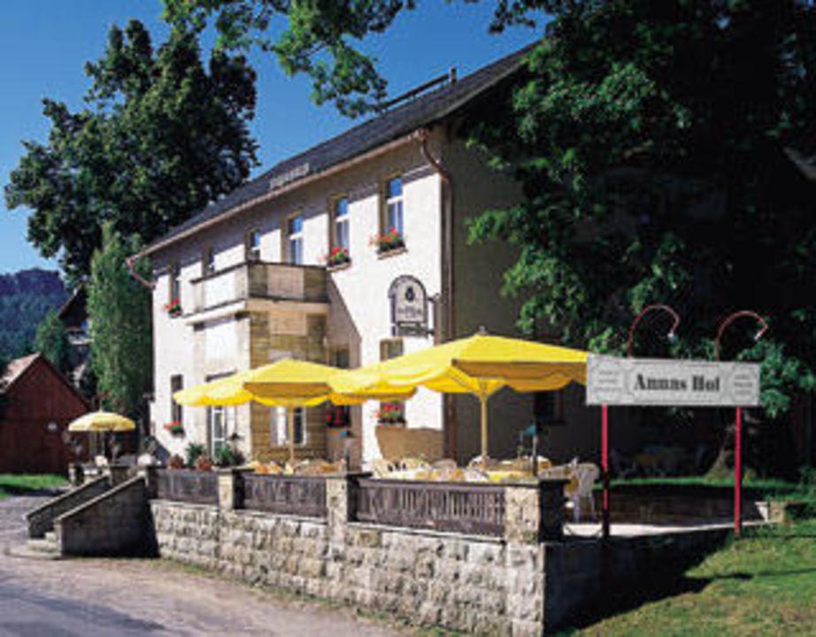 Gaststätte Annas Hof Pension Annas Hof
