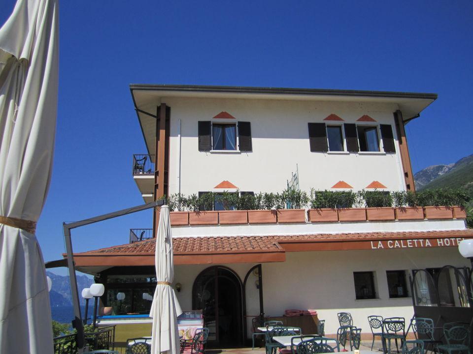 Terrasse Hotel La Caletta Bolognese