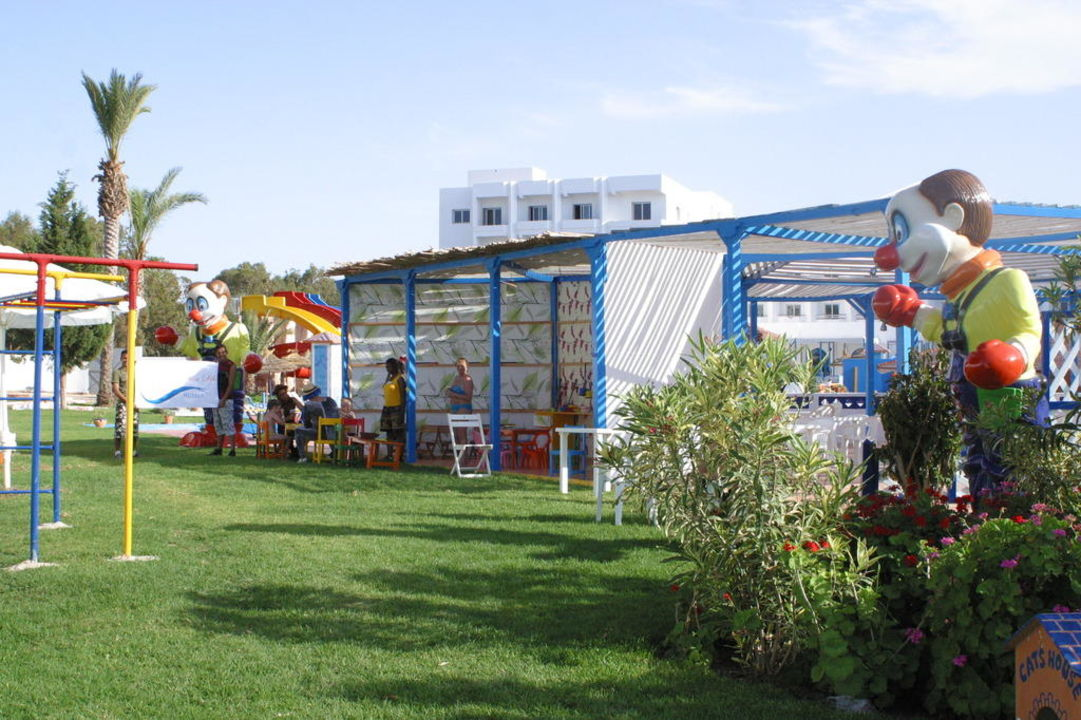 Mini club Palmyra Holiday Resort & Spa