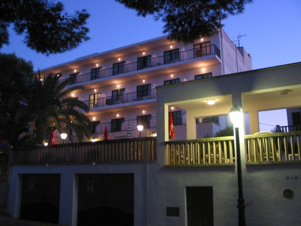 Tomarinar bei Nacht Hotel Tomarinar  (existiert nicht mehr)