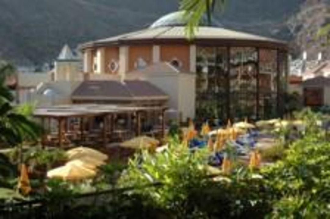 Empfangshalle Hotel Cordial Mogán Playa