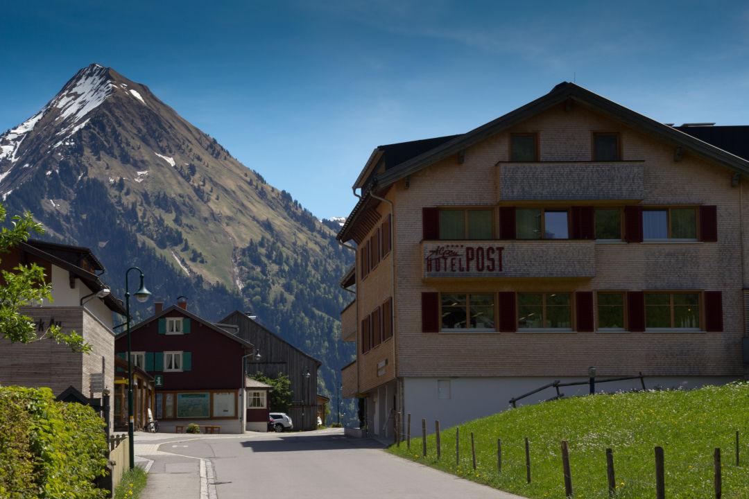 Alpen Hotel Post Alpen Hotel Post Au Holidaycheck Vorarlberg
