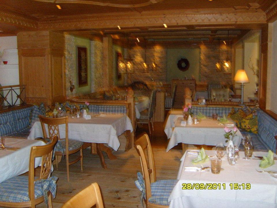 Sauna im Spa-Bereich Hotel Alpin Spa Tuxerhof
