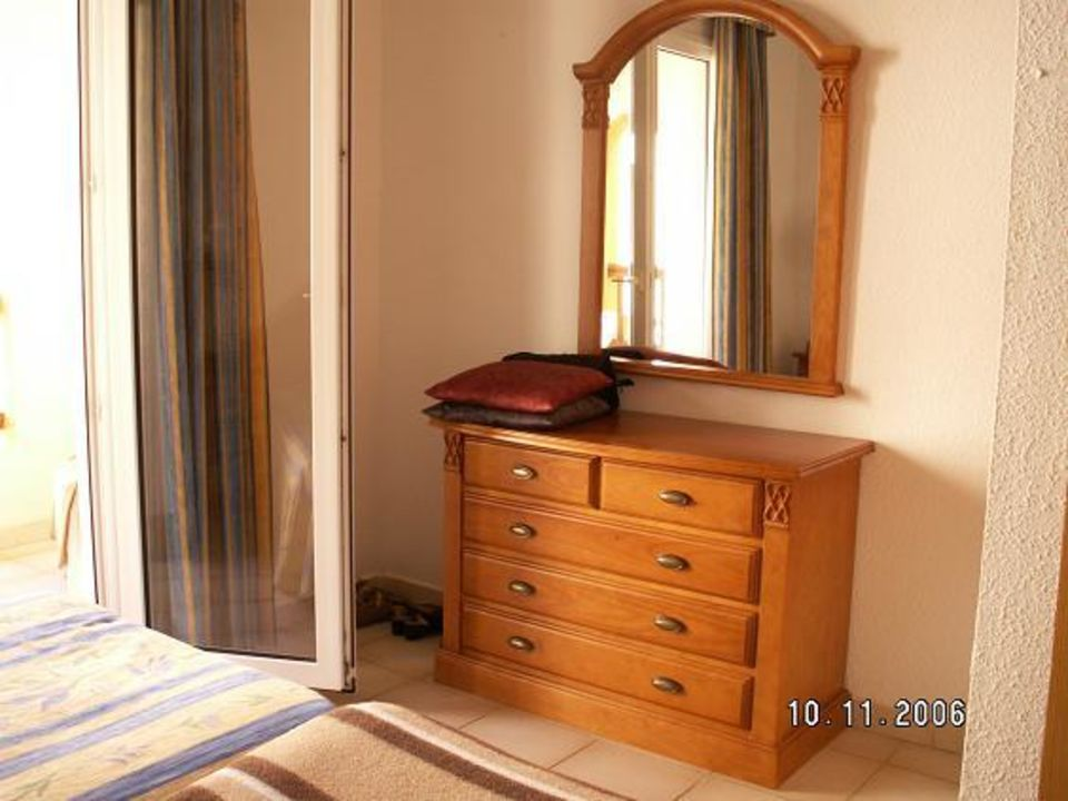 Zweibett-Zimmer Kommode Apartamentos turisticos Jardines del Plaza