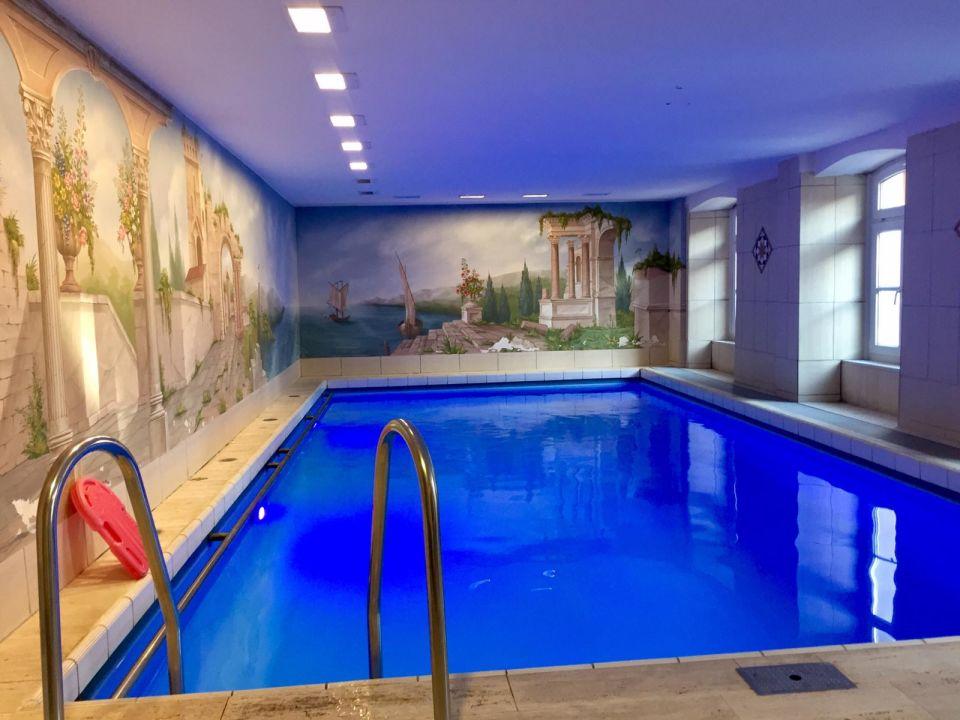 Pool Hotel Hartl's Lindenmühle