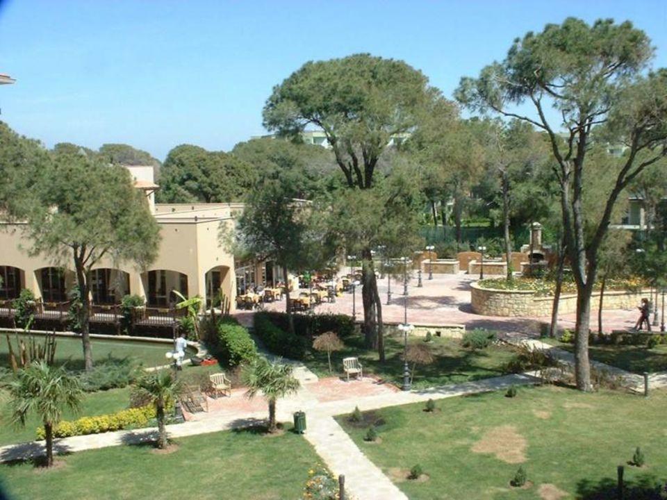 Hotel Rixos Belek - Blick auf das Hauptrestaurant Papillon Ayscha Hotel