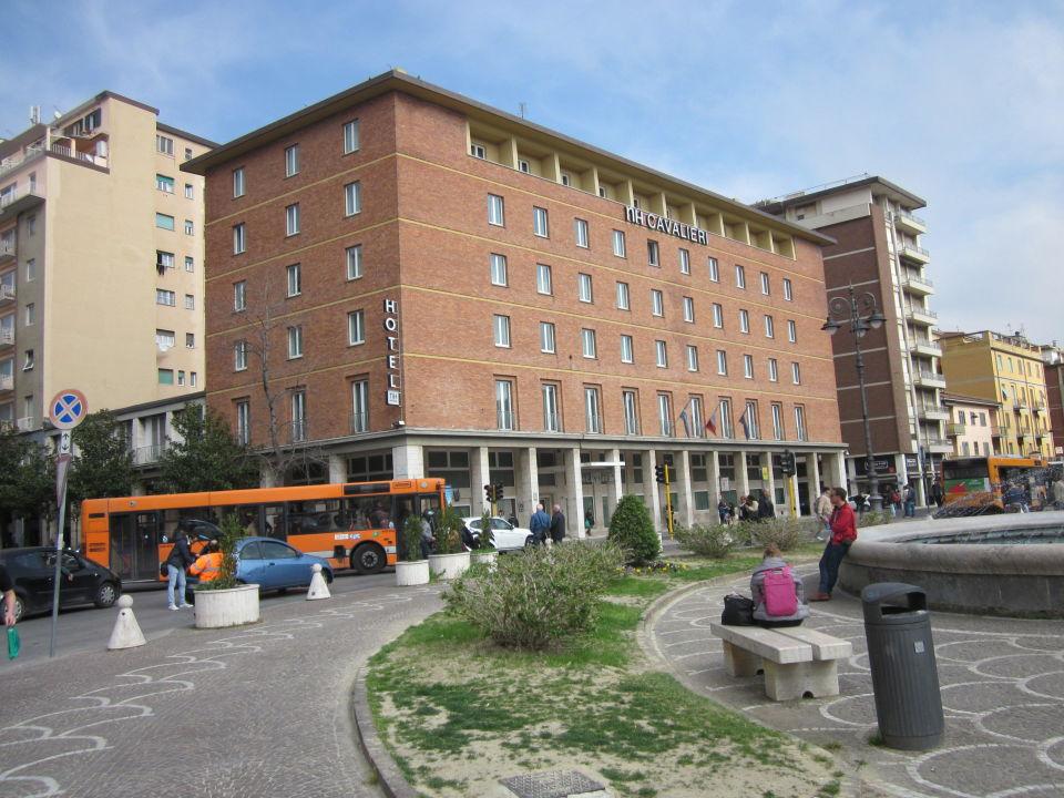 NH Hotel Cavelieri nahe BF NH Pisa
