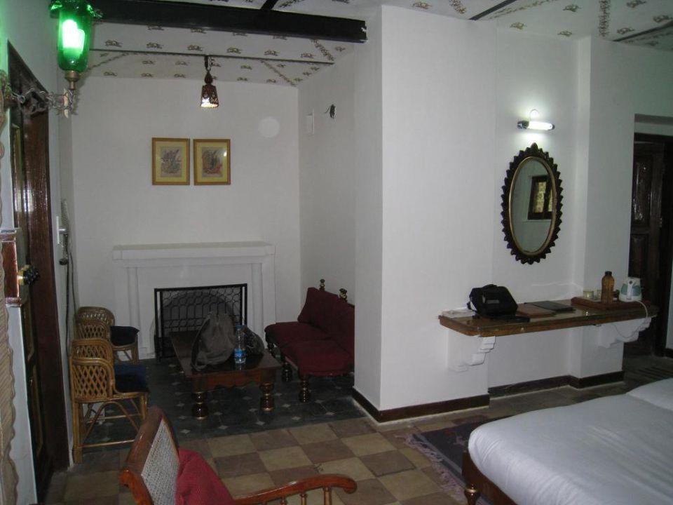 Nuestra hab Hotel Bundelkhand Riverside