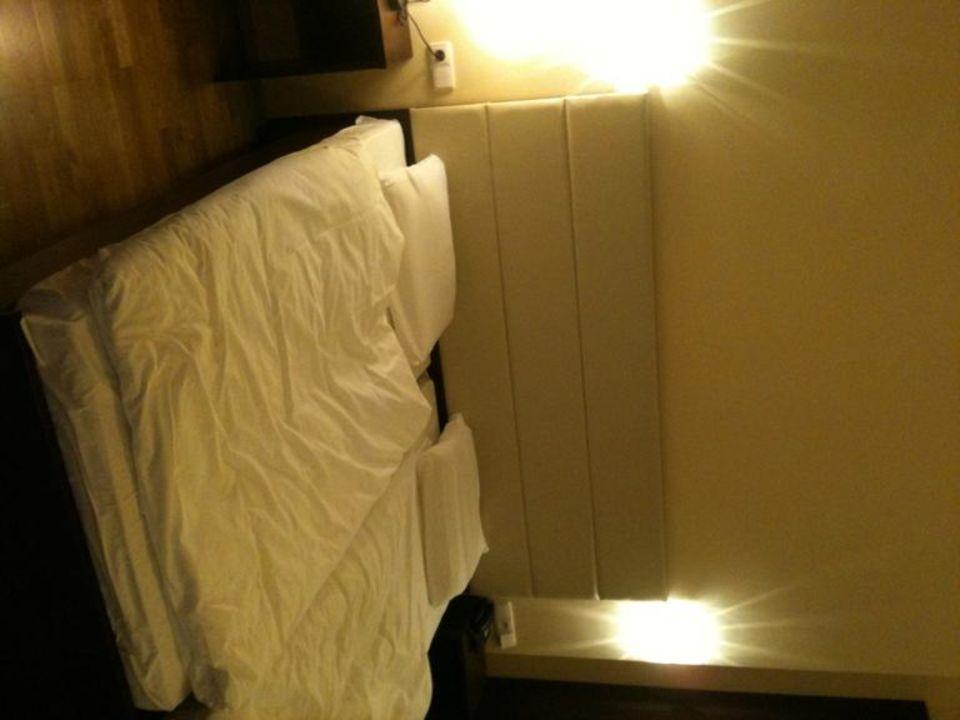 Doppelbett Hotel Trevi