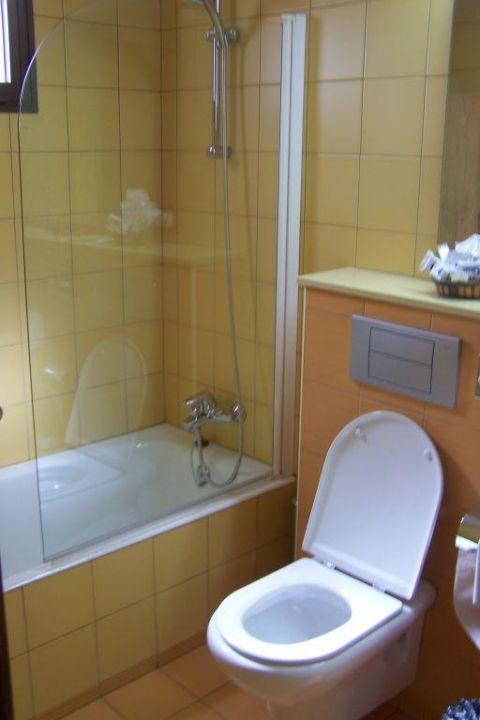 Badezimmer SBH Hotel Taro Beach