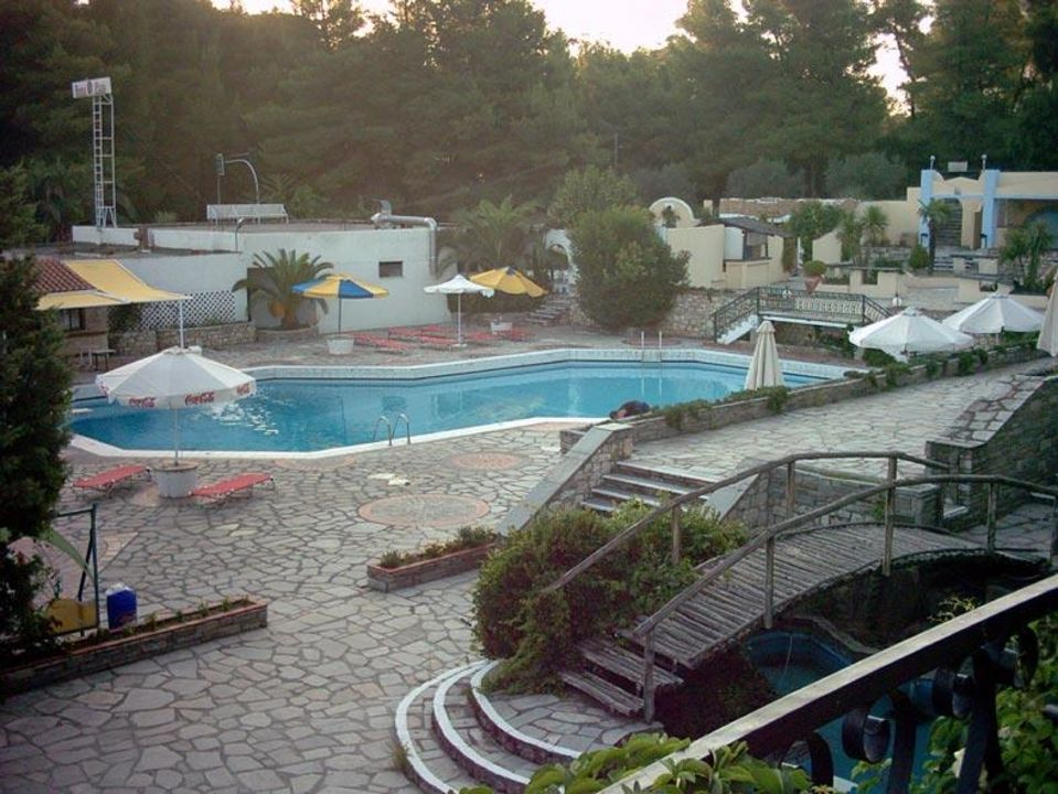Pool Hotel Macedonian Sun