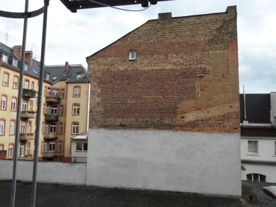 Toller Ausblick Vom Zimmer City Hotel Wiesbaden Wiesbaden