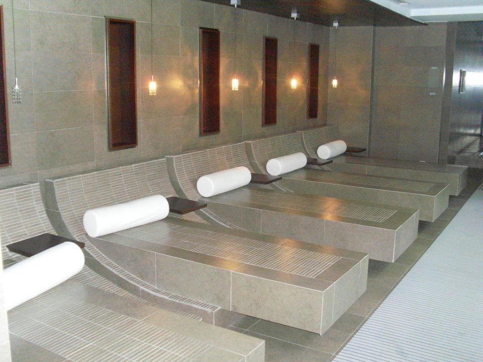 Whirlpool außen, Saunabereich Bluesun Hotel Soline