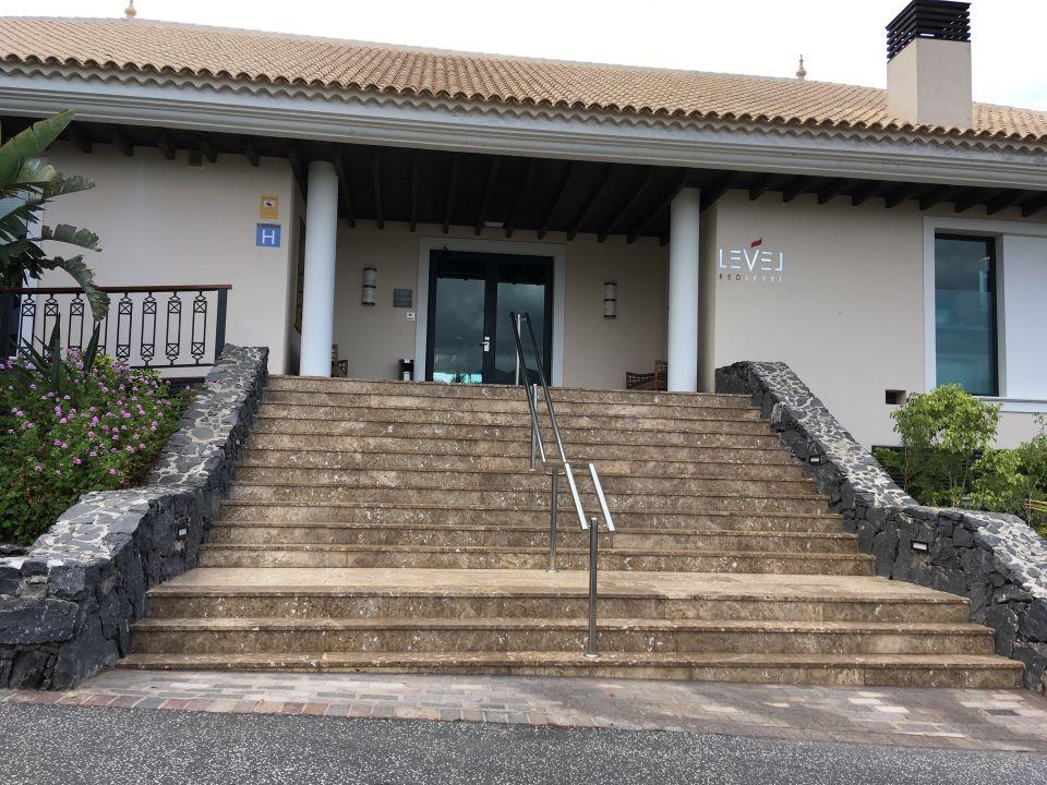 Außenansicht Red Level at Gran Meliá Palacio de Isora