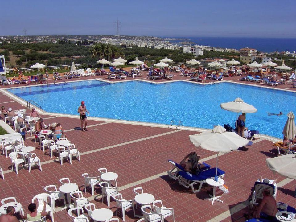 Pool mit Traumsicht Hotel Imperial Belvedere