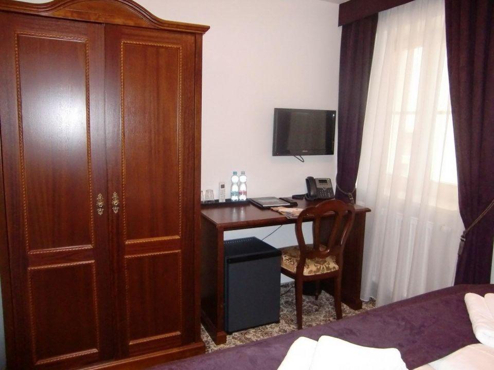 Schreibtisch Hotel Residence Liliova