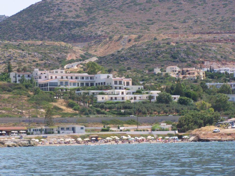 Griechenland kreta hotel king minos palace