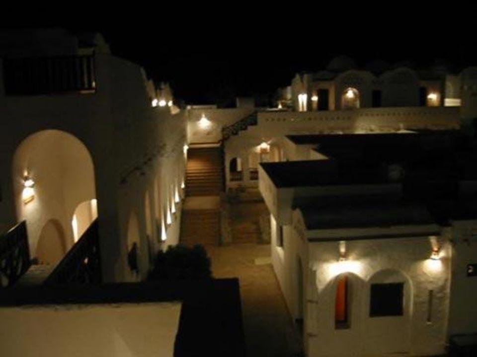 Das Iberotel Arabella bei Nacht Arabella Azur Resort