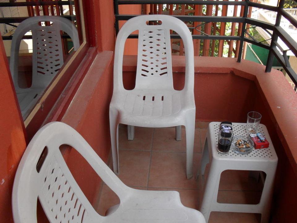 Balkon Acar Hotel