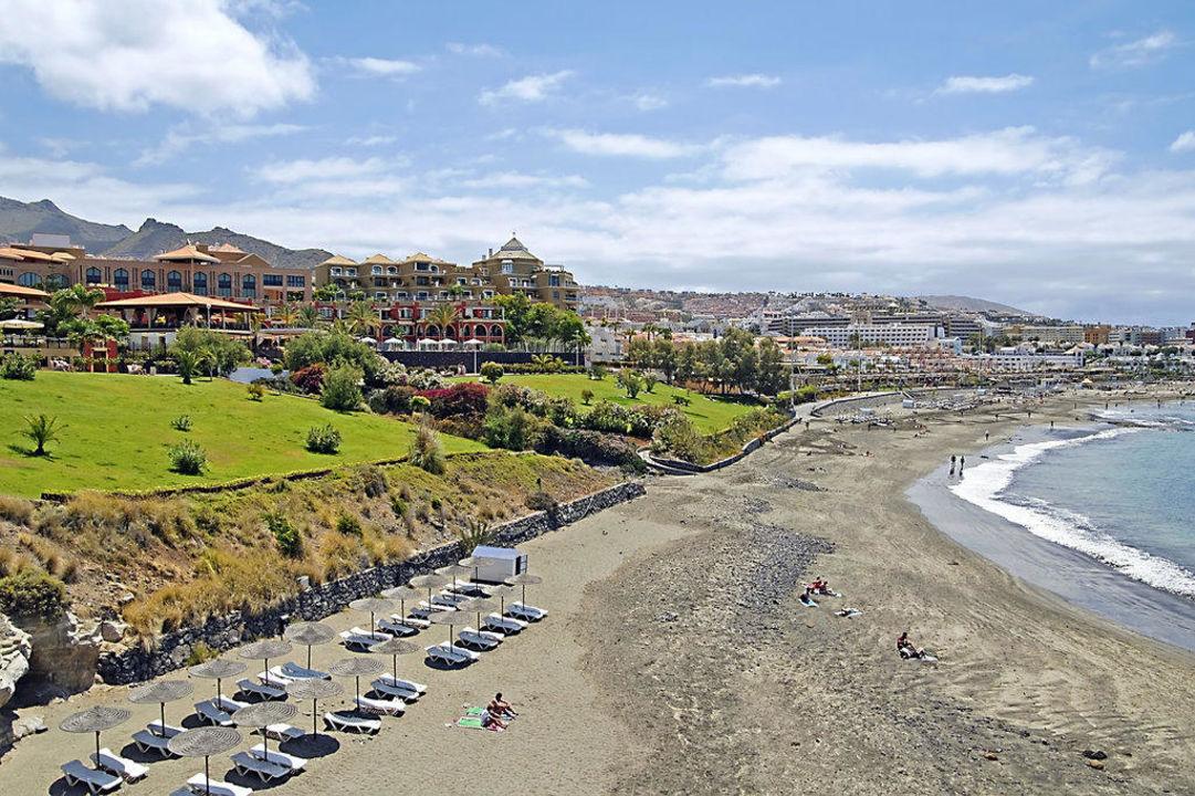 Playa De Fanabe Adrian Hoteles Jardines De Nivaria Costa Adeje