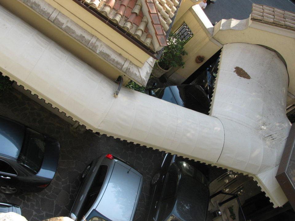 Parkplatz Hotel Degli Aranci